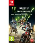 Monster Energy Supercross (Ninetndo Switch)
