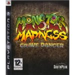 Monster Madness Grave Danger (PS3)
