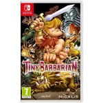 Tiny Barbarian DX (Ninetndo Switch)