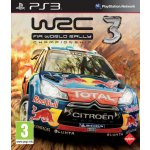 WRC FIA World Rally Championship 3 (PS3)