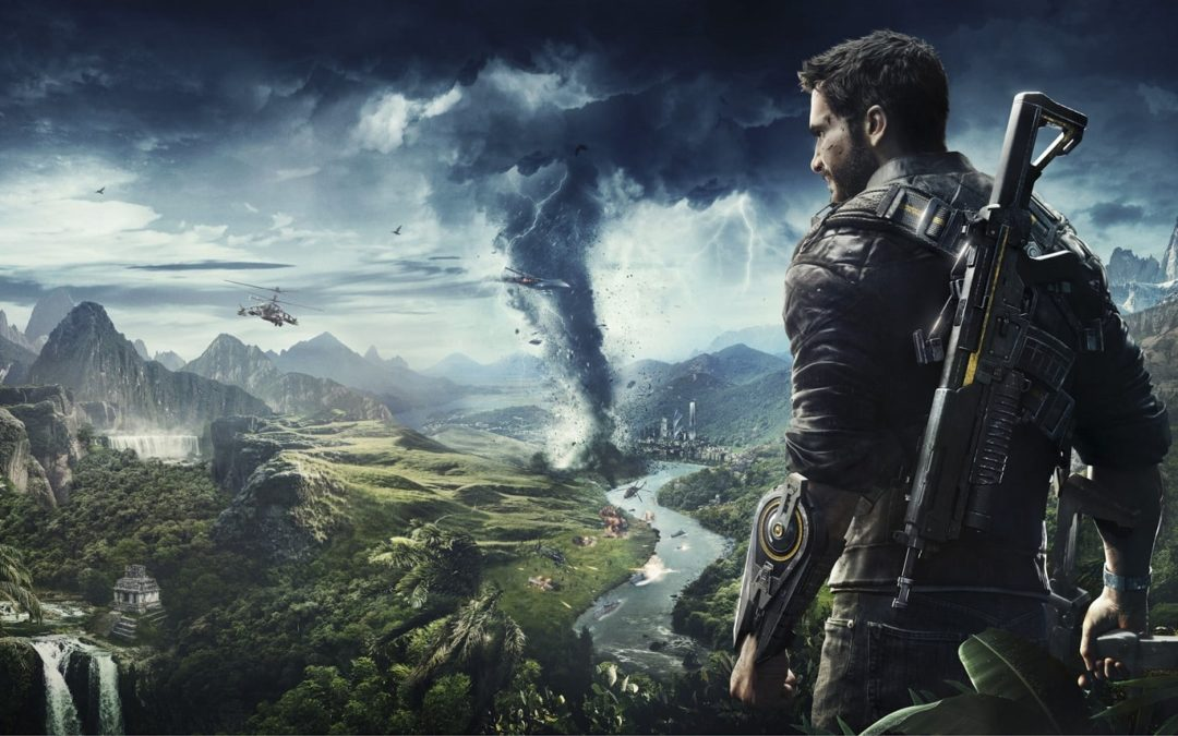 Just Cause 4 info a trailler