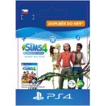 The Sims 4 Bundle – Seasons, Jungle adventure, Spooky staff (PS4)