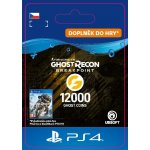 Tom Clancys Ghost Recon: Breakpoint – 12000 Credits (PS4)