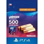 Wolfenstein: Youngblood – 500 Gold Bars (PS4)