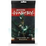 GW Warcry Legions of Nagash Cards