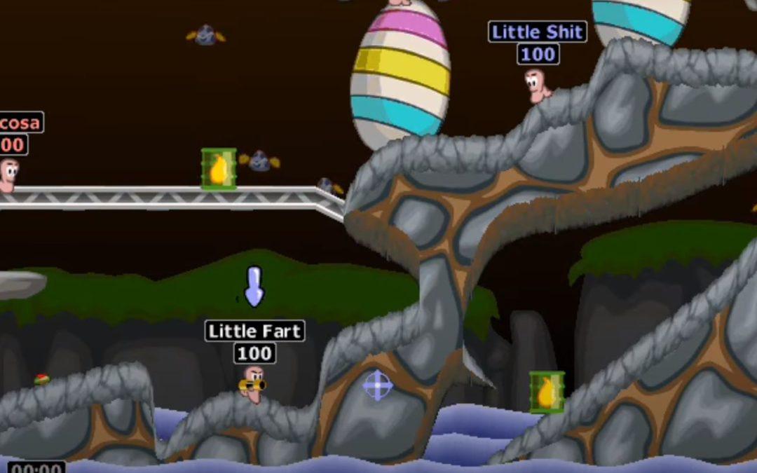 Worms: Taktická zábava, která nikdy neomrzí