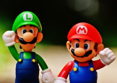 Super Mario slaví 35 let existence
